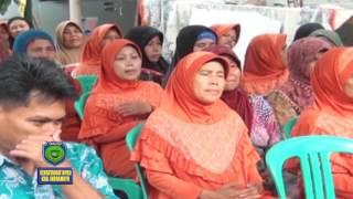 Anggota DPRD Kab Indramayu M  Alam Sukmajaya, ST , MM, Gelar Temu Wicara