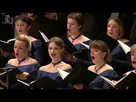 Leonardo Dreams Of His Flying Machine (Eric Whitacre) - Капелла России им. Юрлова