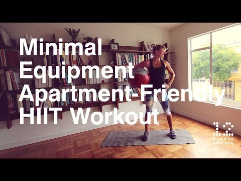 Minimal Equipment Apartment Friendly HIIT Workout