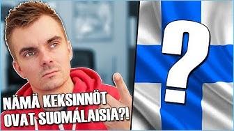 Nämä Kuuluisat Keksinnöt Ovat Suomesta?!