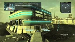 Carrier Command: Gaea Mission - Demo Gameplay (Xbox 360)