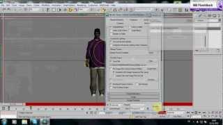Видео урок по созданию 3D анимации в 3D MAX [ 2 урок ]