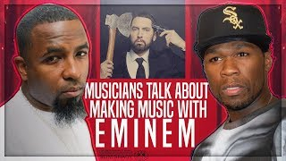 Musicians Talk About Making Music With Eminem