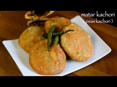 matar kachori recipe | matar ki kachori | peas kachori recipe