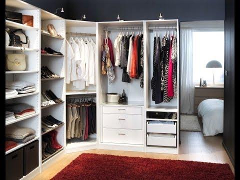 TOP Corner Wardrobe Dressing Table Designs - YouTube