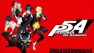 Persona 5 The Animation Op 2 Dark Sun
