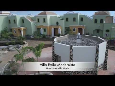Constructora Eshor - Hotel Suite Villa María en Adeje, Tenerife (versión corta)