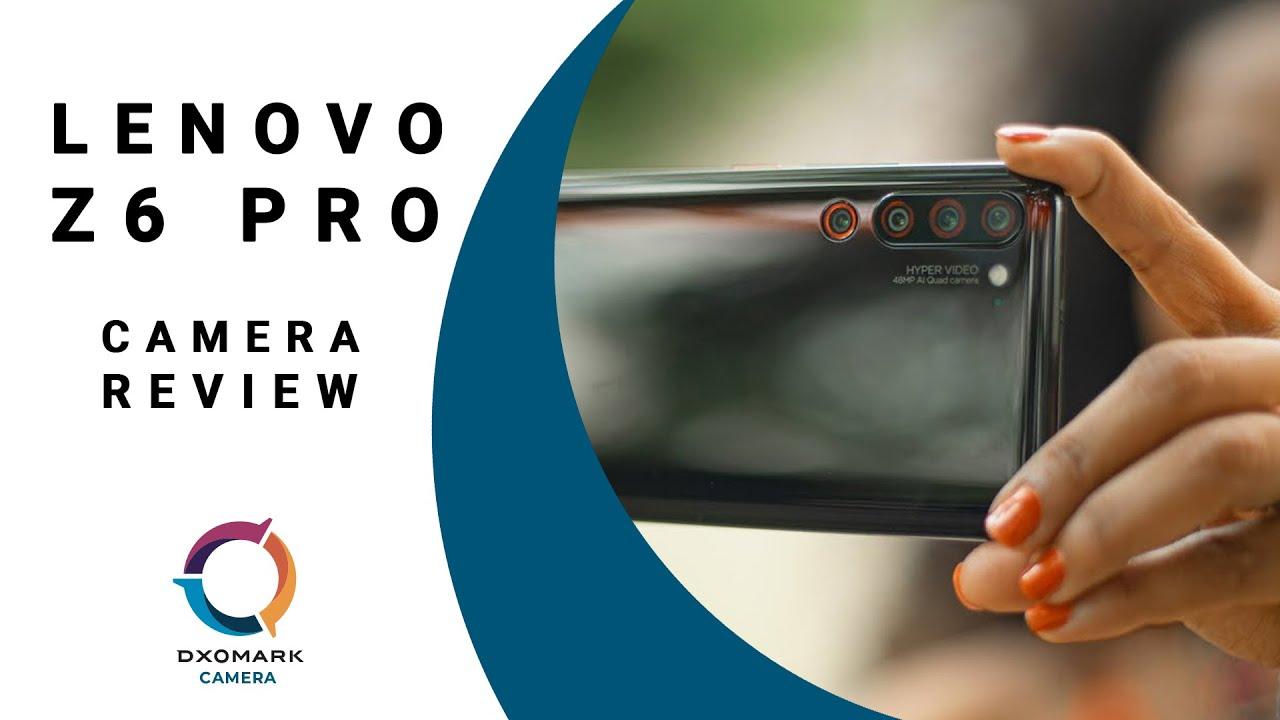Lenovo Z6 Pro Camera Test