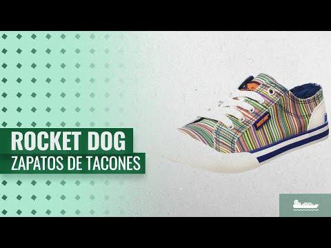 Rocket Dog Zapatos De Tacones 2018 Mejores Ventas: Rocket Dog Women's Jazzin Low-Top Trainers