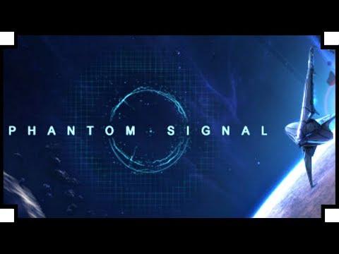 Phantom Signal - (Sci-Fi Strategy Game)