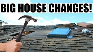 🏡 NEW HOUSE CHANGES! 🔨