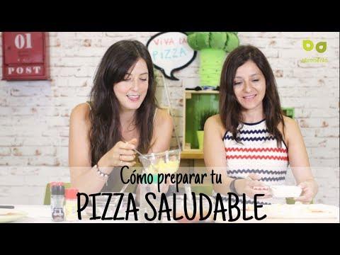 Pizza saludable: Cómo hacer pizza casera para dieta