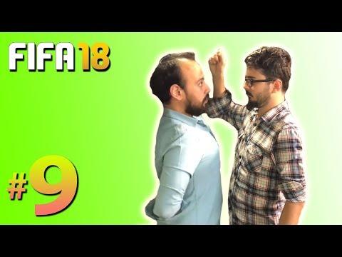 FIFA 18 KARİYER #9: ŞAMPİYONLAR LİGİ ÖLÜM GRUBU!