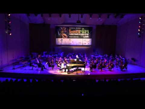 """Ben Folds Improv """"Ode to the Squirty Thing"""" Live at Festival Miami"""