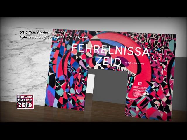 ARTtv | Benim Sanat?m | Fahrelnissa Zeid Belgeseli