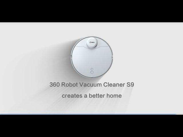 Smart Vacuum // S9 video thumbnail