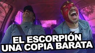 ALEX MONTIEL Y EL ESCORPIÓN AL VOLANTE