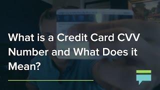 ما هي بطاقة الائتمان رقم CVV و ماذا يعني ذلك ؟ - بطاقة الائتمان من الداخل
