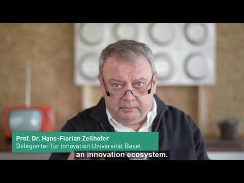 New hub for life + science: Prof. Dr. Hans-Florian Zeilhofer, University of Basel
