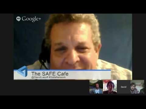 SAFE cafe #7: Welcome Ceiling Demons & Network99 Designer Rich Beer