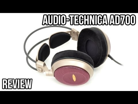 Audio Technica AD700 Review