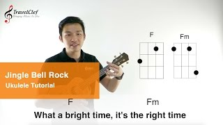 "Play ""Jingle Bell Rock"" on the Ukulele (How To)"