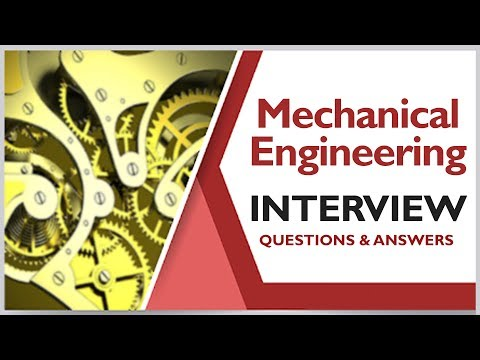 Top 250 Mechanical Engineering Interview Questions And Answers 09 September 2020 Mechanical Engineering Interview Questions Wisdom Jobs India