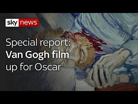 Special report: Van Gogh film up for Oscar