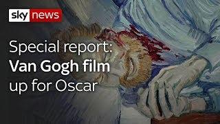 Video Special report: Van Gogh film up for Oscar download MP3, 3GP, MP4, WEBM, AVI, FLV Agustus 2018