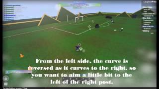 Roblox [TPS 15] [Right Foot] Shooting Tutorial #1