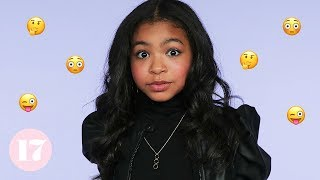 Raven's Home's Navia Robinson Plays Truth or Dare | Seventeen