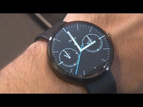 De Connectée Moto Motorola Youtube 360 TestMontre QCxEedBWro