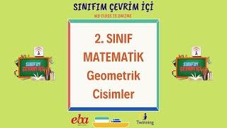 2. SINIF MATEMATİK Geometrik Cisimler