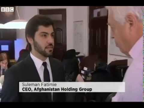 Afghanistan Holding Group Intro