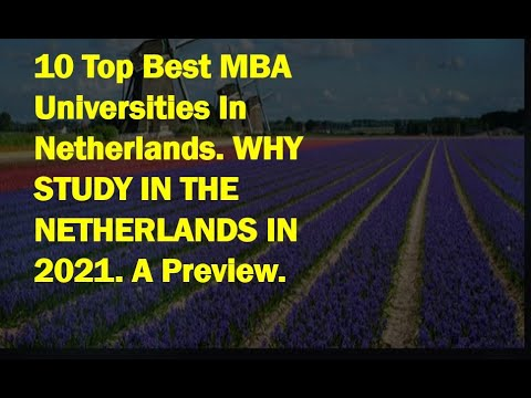 top-mba-universities-in-netherlands.-the-best-country-to-study.-here-is-why.