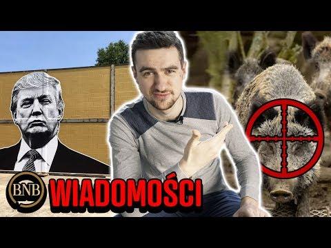 ZAGŁADA Dzików w Polsce! STAN WYJĄTKOWY w USA, Mamy Sygnały Z KOSMOSU | WIADOMOŚCI