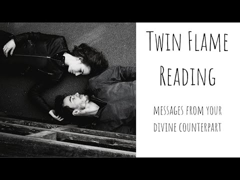 Twin Flame Reading - Message From Your Divine Counterpart - Where You Go, I Go - Timeless