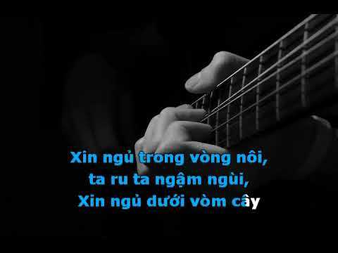 Ru Ta Ngậm Ngùi [Am] - TCS (Guitar Cover)