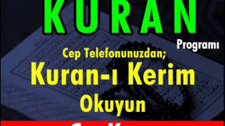 KALEM Suresi - Kurani Kerim oku dinle video izle - Kuran.gen.tr