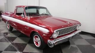 2370 DFW 1964 Ford Falcon Ranchero