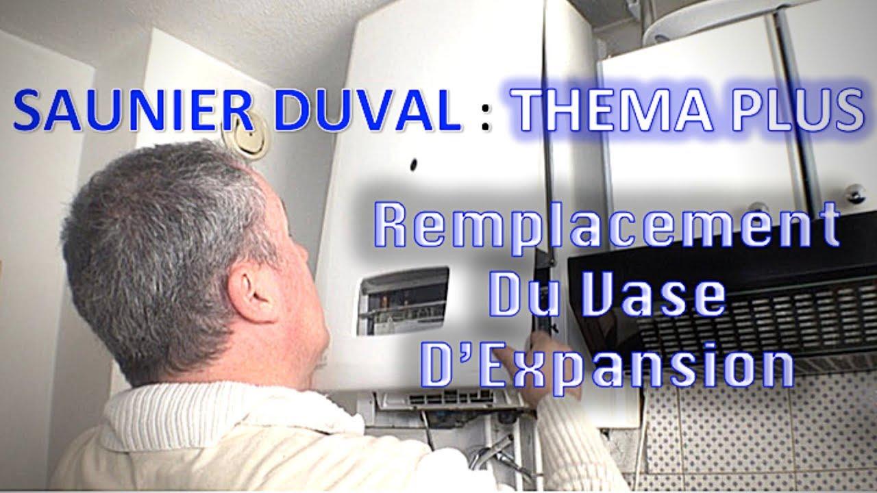 Vase Expansion Chaudière Saunier Duval