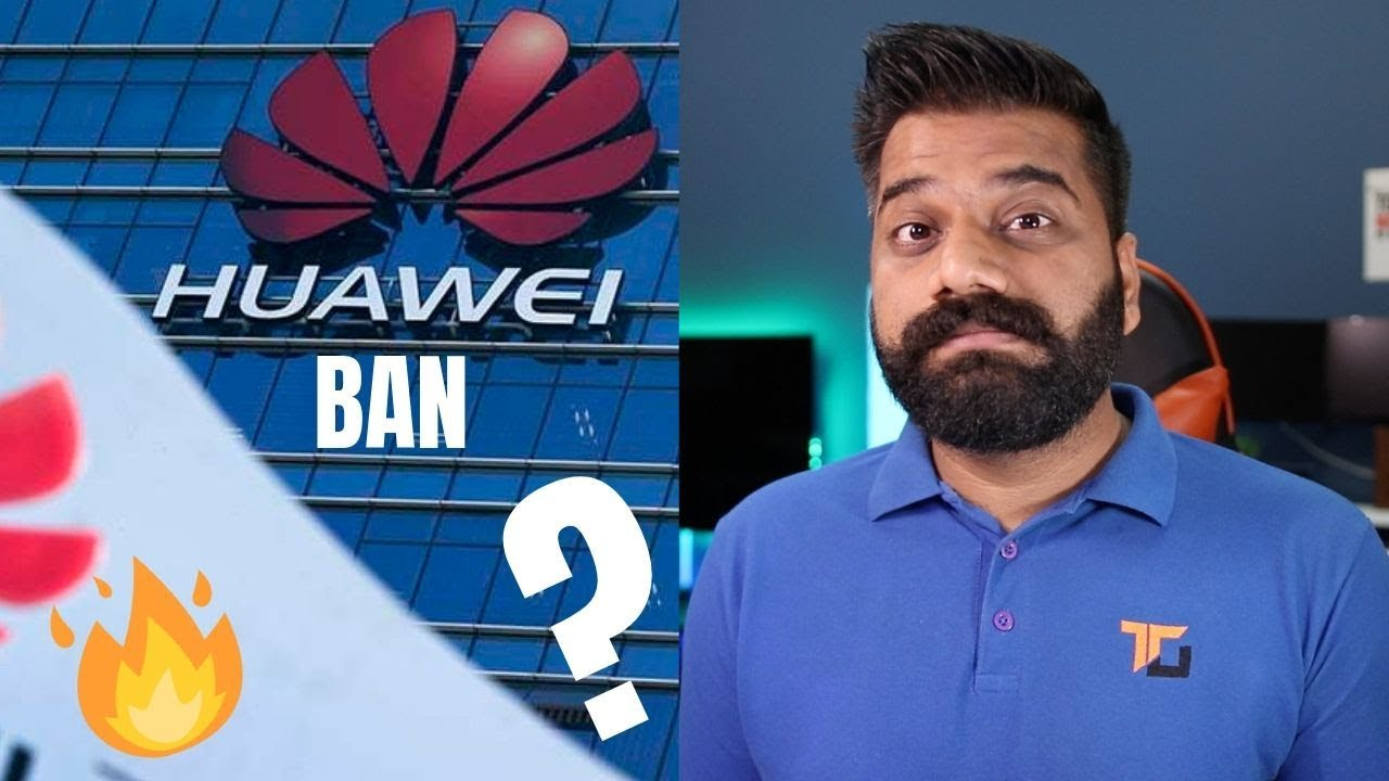 Huawei is Banned - The Full Story Explained ????????????