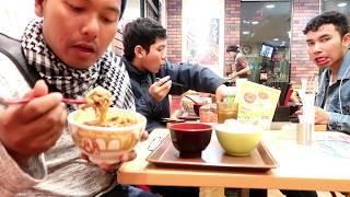 Suasana Buka Puasa di Jepang