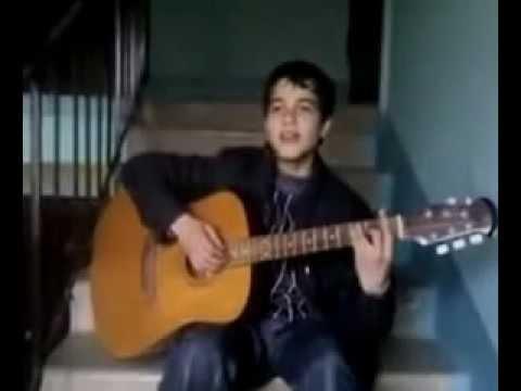 ПОЛОВИНКУ СЕБЯ... песня под гитару