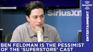 Ben Feldman Is the Pessimist of the 'Superstore' Cast