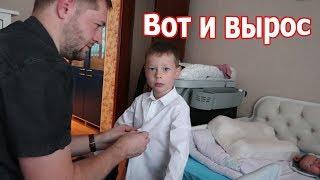 VLOG: Праздник в детском саду / Мужик за плитой