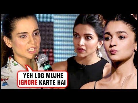 Kangana Ranaut SLAMS Bollywood STARS For Not Supporting Manikarnika Mp3