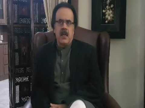 Dr Shahid Masood Is it time to leave