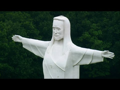 Christ of the Ozarks: One of the Tallest Statues in America