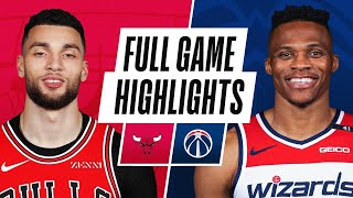 Game Recap: Bulls 115, Wizards 107